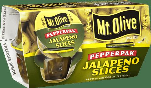 Jalapeno Slices