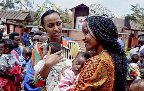 Zipline au Rwanda