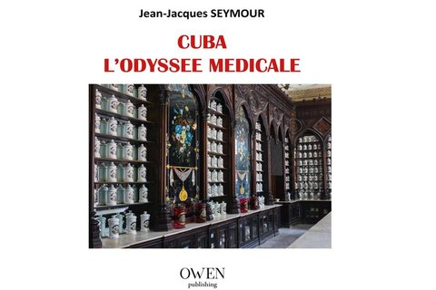 livre Cuba l'odyssée médicale