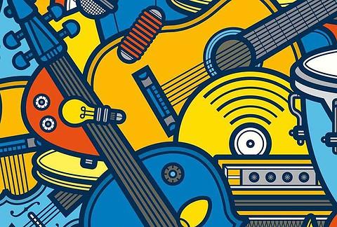 startups musique