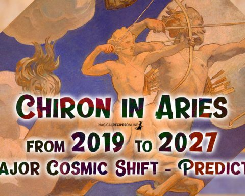 Chiron in Aries 2019 till 2027 - A Major Cosmic Shift