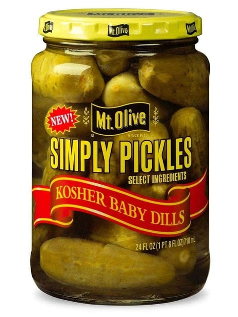 Simply Pickles Kosher Baby Dills