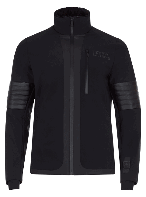 Giacca sci in softshell
