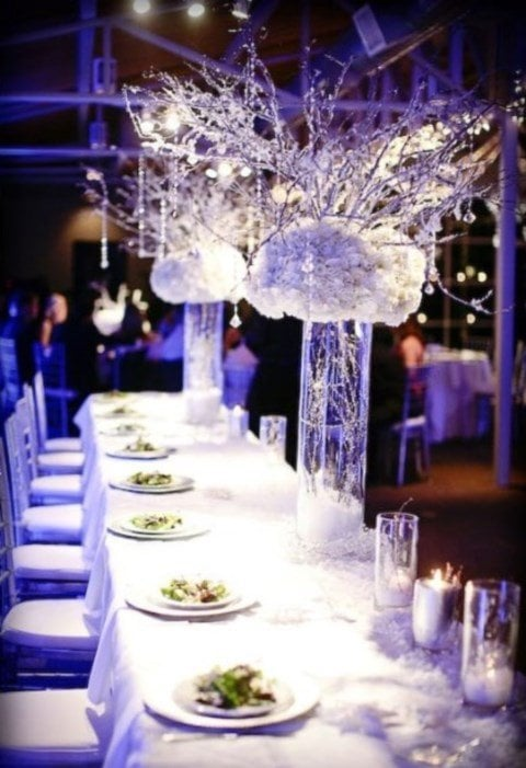 winter wedding dec