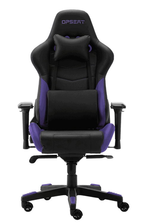OPSEAT Master Purple Gaming Chair