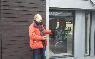 En Alternativ kandidat på tur til Samsø