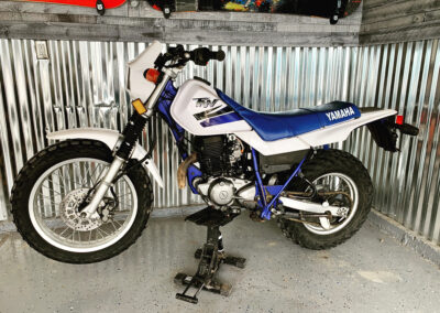 Smaller sized dirt bike