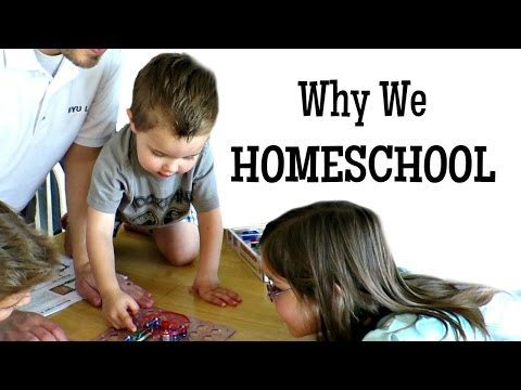 homeschool reasons