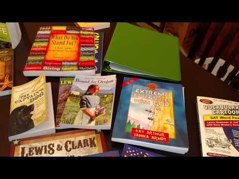 Homeschool Grade 5, Homeschool Grade 5-Child Development, Family Homeschooler