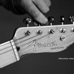 Saitenstärke E-Gitarre
