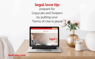 How to handle people who steal your stuff with Legal Love™