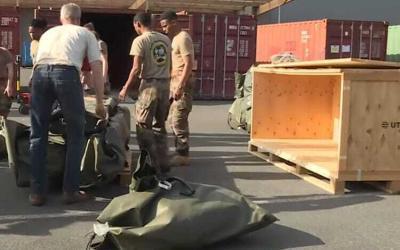 Wir produzieren Kisten für den humanitären Bereich
