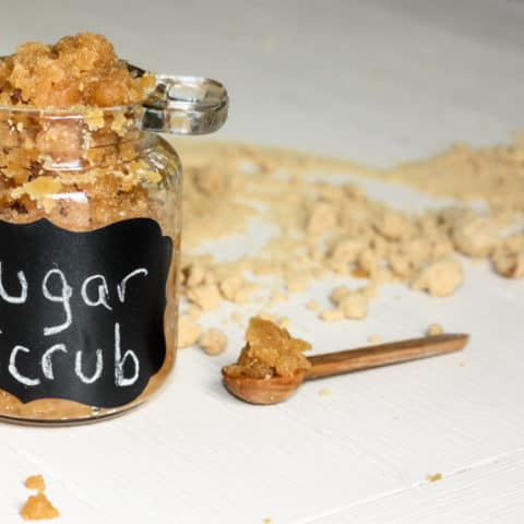 Brown Sugar Body Scrub Recipe