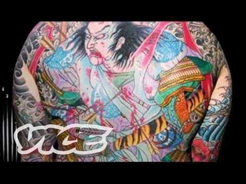 Traditional Japanese Tattooing