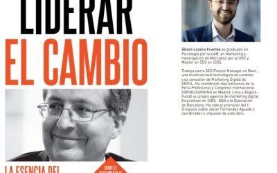 Nuevo libro sobre el pensamiento de Javier Fernández Aguado ya en preventa