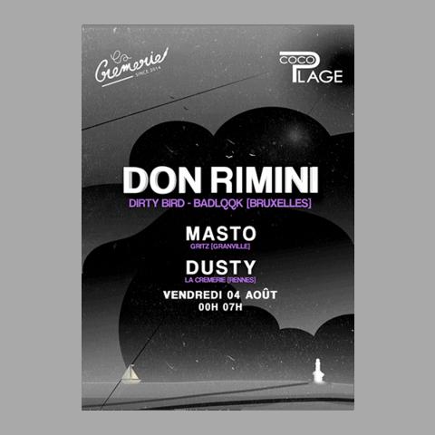 La Crèmerie – Don Rimini