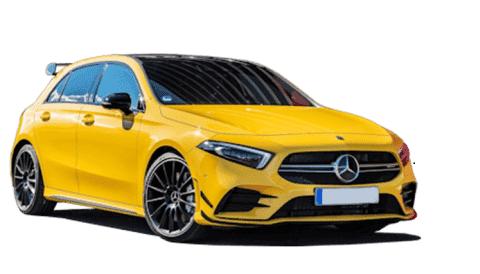 Mercedes A-Klasse W177 ab 2018 sicherste Alarmanlage