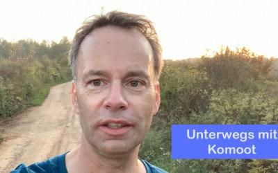 Unterwegs mit Komoot: neue Wege entdecken