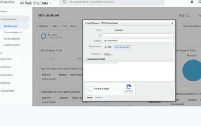 Get Free Pinterest Dashboards for Google Analytics