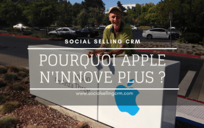 Pourquoi Apple n'innove plus ?