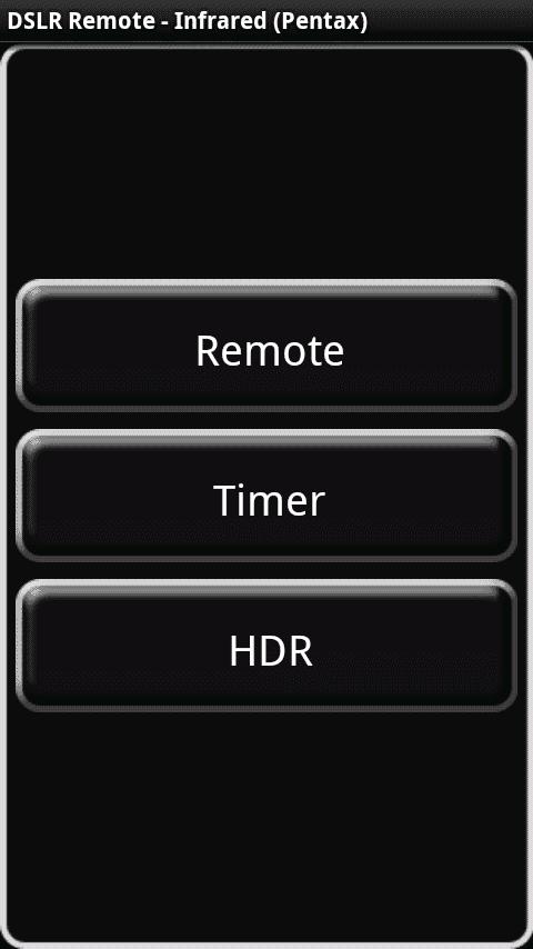 BitShift DSLR Remote
