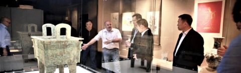 Visited by EU Museum Project Professionals