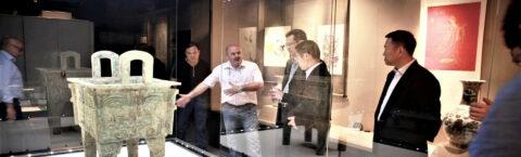 Посетил специалисты музейного проекта ЕС