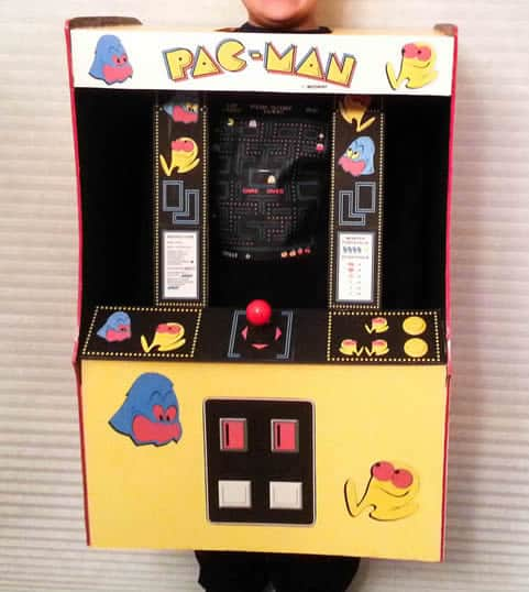 pac man costume-2
