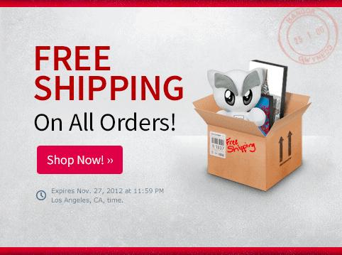ecommerce free shipping