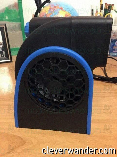 Taotuo Car Cooling Air Fan - image review 2