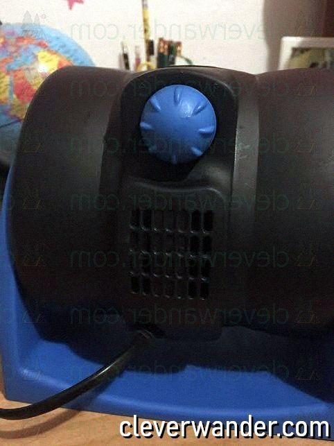 Taotuo Car Cooling Air Fan - image review 4
