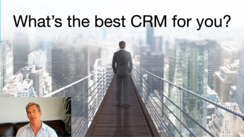 The CRE CRM Debate of 2019