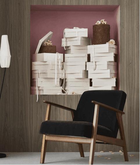 IKEA Ekenset armchair