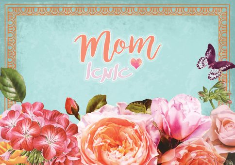 Mothers Day Jewish Greeting Card