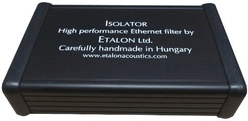 Etalon isolator3
