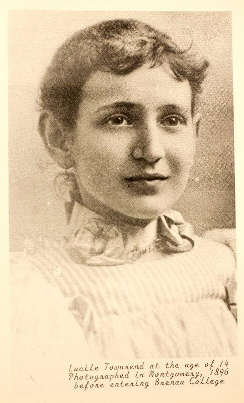 Lucile Pearce Historic Photos