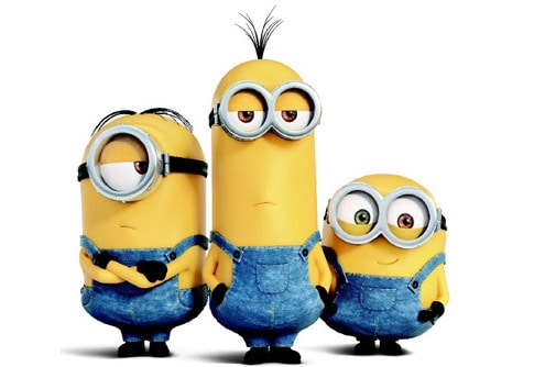 Minions_Leaning