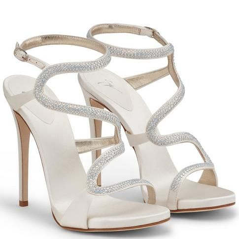 Giuseppe Zanotti Bridal Wedding Shoes