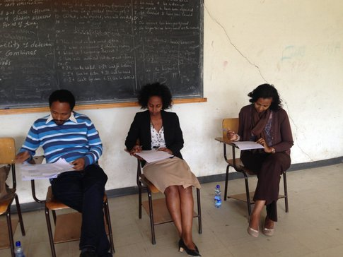 Ethiopia Speech Curriculum