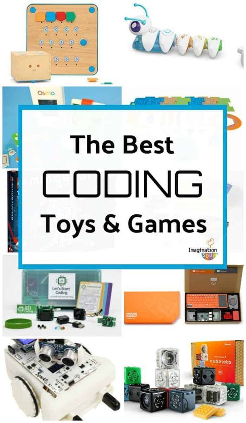 the best coding toys & games for kids