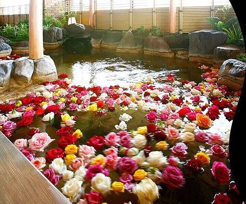 Best onsen areas in Japan