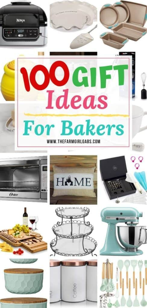 Looking for the perfect gift idea for the baker or foodie in your life? These Best Gifts For Bakers are guaranteed to please this holiday season. #giftsforbakers #giftsforentertaining #giftideas