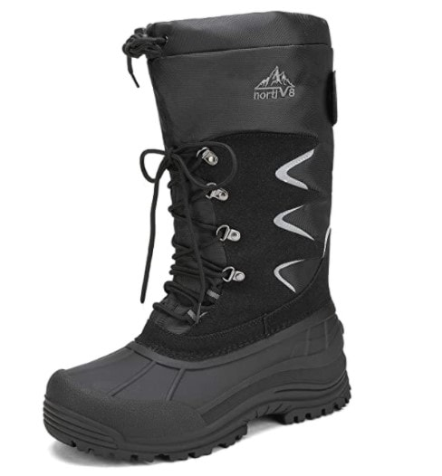 Nortiv Men's Snow Boots