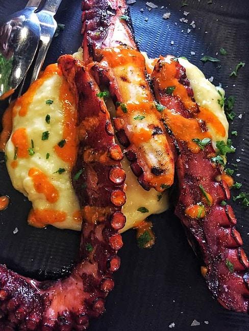 Galician Octopus