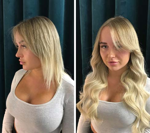 Tape In Hair Extensions – Perfect for Special Occasions or events