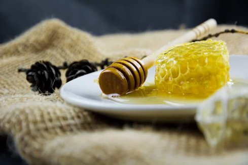 Besides the medicinal remedies, this honey is great in the pantry too