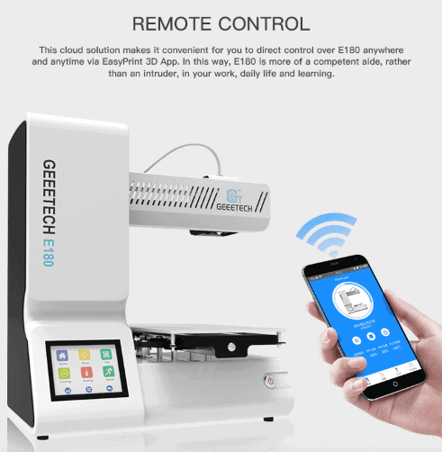 small 3d printer from china