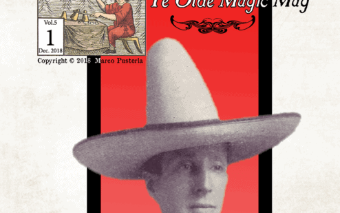 Ye Olde Magic Mag Volume 5 Issue 1
