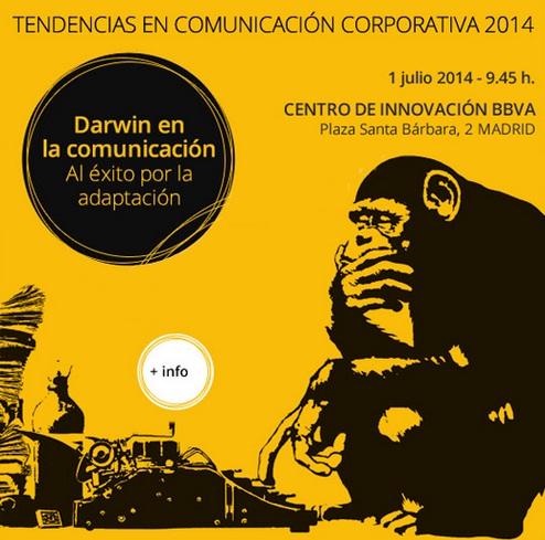 Tendencias de comunicación 2014. Solo los que se adapten al cambio sobrevivirán