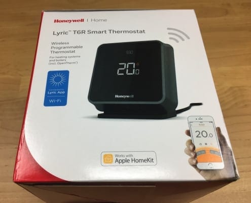 Интернет стаен термостат Honeywell Lyric T6R Wi-Fi